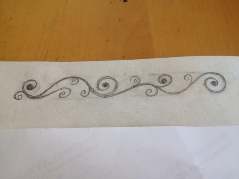 ring sketch