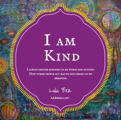 I am affirmations - Kind