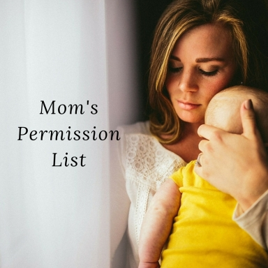 Mom's Permission List