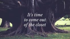 Spiritual closet